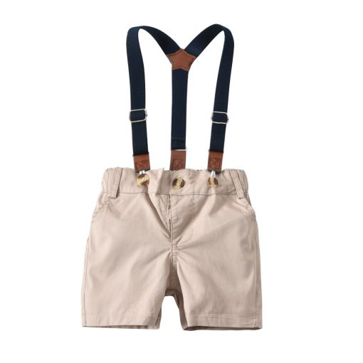 Summer Collection, Shirt Bodysuit Gentleman Outfit