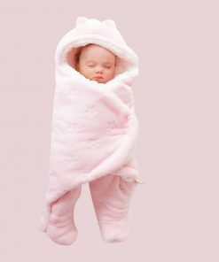 baby girl dresses, baby girl, Pink Fleece Sleeping Bag