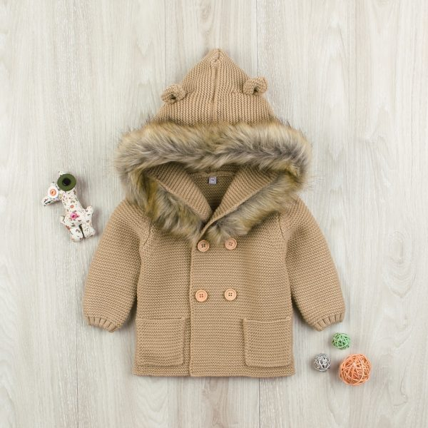 Winter Collection, Fur Jacket Acrylic