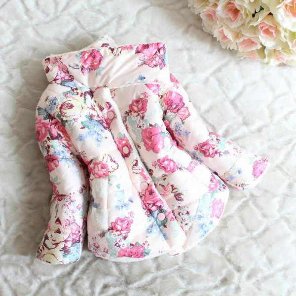 baby boy dresses, baby boy, Floral Jacket Baby Girl